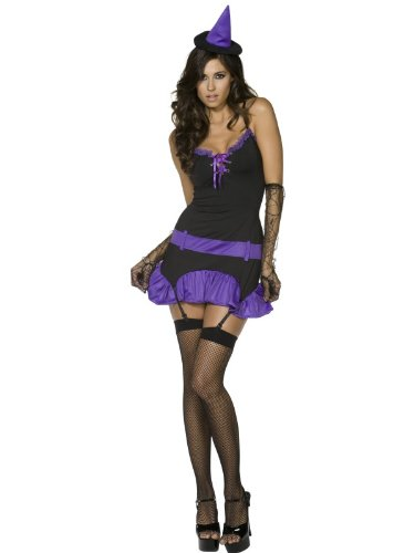 Bewitching – Witch – Halloween Fancy Dress Costume