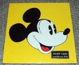 Springbok Jigsaw Puzzle - Over 500 Pieces - Mickey Mouse (Walt Disney) PZL2048