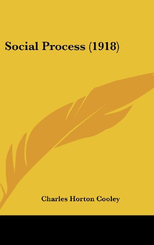 Social Process (1918)