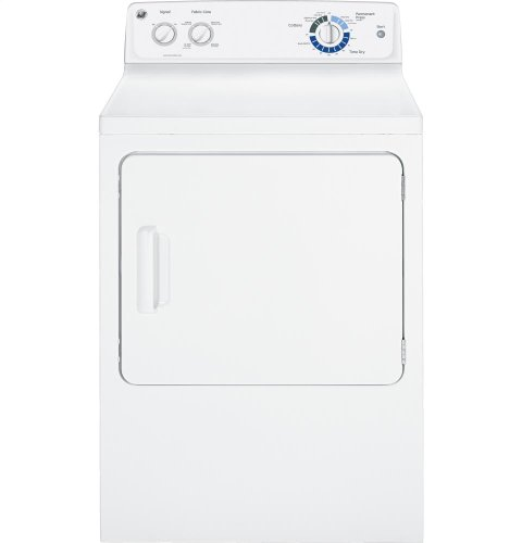 6.0 Cu. Ft. Capacity DuraDrum Electric Dryer