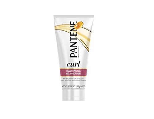 Pantene Pro V Curly Hair Curl Shaping Hair Gel, 6.8 oz