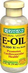 E-Oil 30,000 I.U. Good 'N Natural 2.5 Oz Liquid