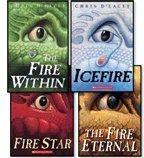 Icefire Complete 4-Book Set: The Fire Within, Icefire, Fire Star, and The Fire Eternal (0545171989) by Chris D'Lacey