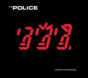 The Police Ghost In The Machine Digipak Amazon Com Music
