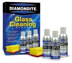 Diamondite Glass Cleaning System Kit DIA-5000 by Diamondite
