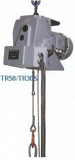 Tractel Minifor - Portable Electric Hoist W/ Unlimited Lift-1000Lbs. Model Tr50220V