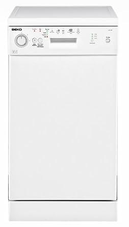 Beko DFS 2534 Lave-vaisselle 49 dB Blanc