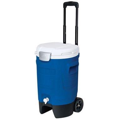 Igloo Sport Beverage Roller 5 Gallon 18.9 Liter Drinking Water front-215733