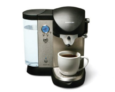 simplehuman single serve coffee pod brewer A40