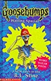 """Goosebumps Wailing Special: """"Bad Hare Day"""", """"Egg Monsters from Mars"""", """"Beast from the East"""""""