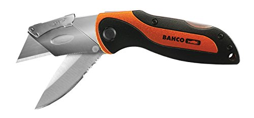 Bahco KBTU-01 Knife with Twin Blade for Utility and Sports