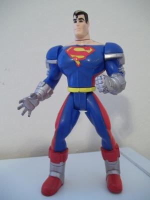 Superman The Animated Series Anti Kryptonite Superman