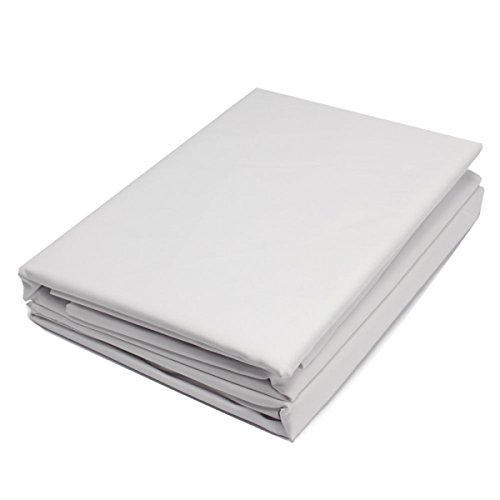 "4Pc Microfiber Bedding Sheet Set (102"" X 108"") White 13005926 front-378886"