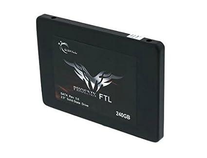G.Skill Phoenix FTL (FM-25S3-240PF) 240GB SATA III Internal SSD