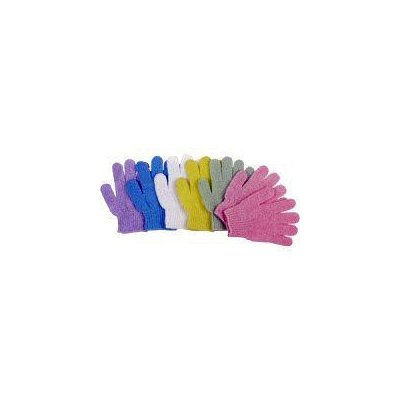 Swissco Bath & Shower Exfoliating Gloves (One Pair Only)