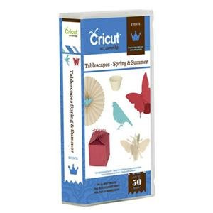 Spring & Summer Cricut Cartridge
