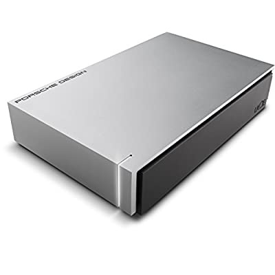 LACIE 3TB PORSCHE DESIGN P'9233 USB 3.0 LIGHT-GREY 9000302