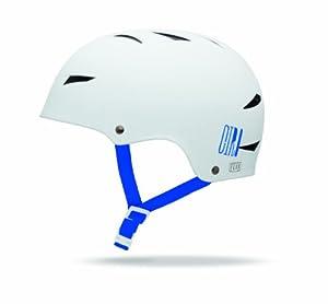 Giro Flak BMX helmet blue white by Giro