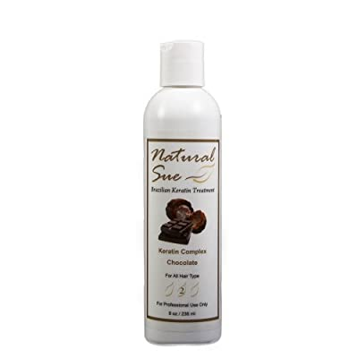 Brazilian Keratin Hair Treatment - Keratin Complex Chocolate 8oz
