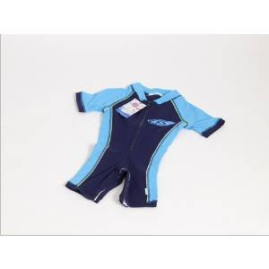 Koolsun Boys Blue One Piece UV Sunsuit (6-12mths)