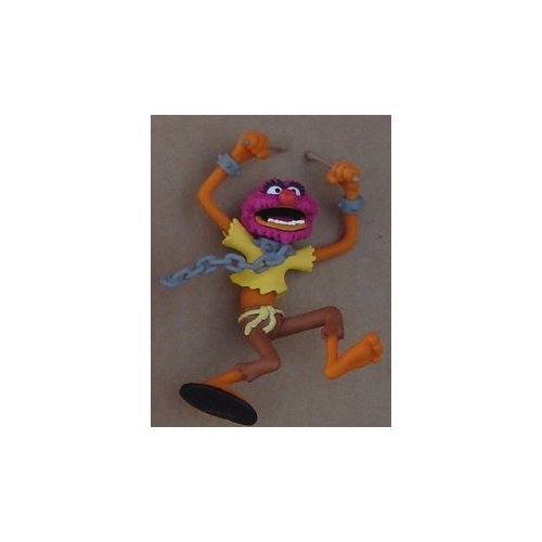 Disney Exclusive Muppets PVC Figure: Animal