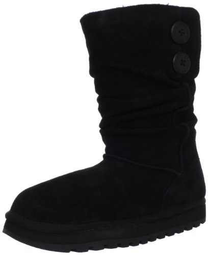 Skechers 47221 Keepsakes Freezing Temps, Women's Boots - Black, 35 EU