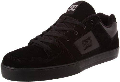 Dc Men'S Pure Action Sports Shoe,Black/Carbon,6 M Us front-1029229