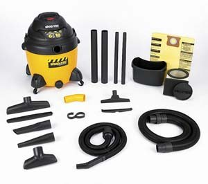 Buy Shop Vac 22 Gallon Poly Tank w/ dual accessories (Shop Vac Power Tools,Power & Hand Tools, Power Tools, Vacuums & Dust Collectors, Wet-Dry Vacuums)