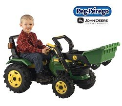 Peg Perego John Deere Loader