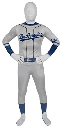 Paper Magic Group Los Angeles Dodgers Costume, Medium (Paper Magic Group Costumes)