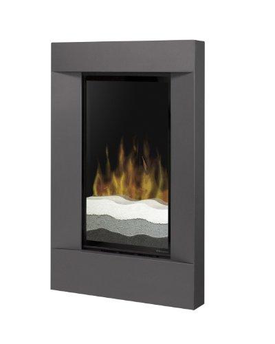 Dimplex Recessed Wallmount Fireplace, V1525RT-GM, Gun-metal photo B001OL49HO.jpg