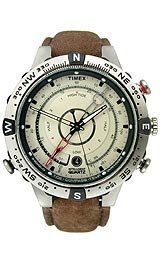 Timex Tide Temp Compass Beige Dial Men's watch #T2N721