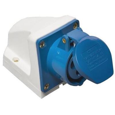 Buy Flush-fit Caravan Mains Electric Inlet V 16A at Towsure