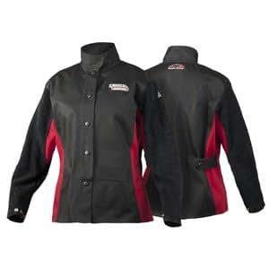 Lincoln K3114-M Jessi Combs Women's Shadow Welding Jacket - Medium