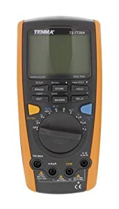 Tenma 72-7730A 19,999 Count 4-1/2 Digit True RMS USB Multimeter DMM