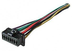 Best Kits Pioneer 16 Pin Original Head Unit Wiring Harness (Bhpio16B)