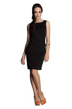 Saksake / Wiki / !> Figl Klassisches Abendkleid Etuikleid Kleid ...