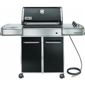 Weber 3851301 Genesis EP 320 Natural Gas Grill (Black) Review