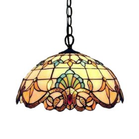 Baroque Tiffany Pendant Lamp / Light
