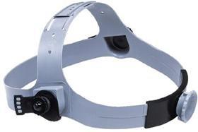 Custom-Fit Welding Helmet Replacement Headgear - ratchet headgear f/tigerhood ultra