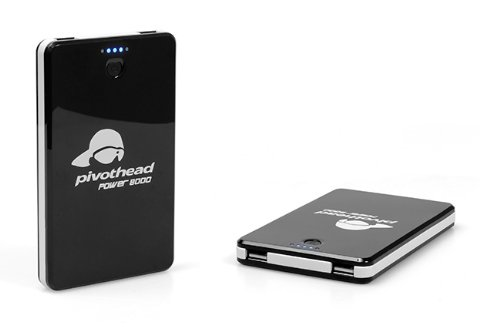 Pivothead POW0010CO00 POWER PRO REFUEL (8000 MAH POWER BANK)