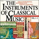 Instruments of Classical Music 1-5 by Johann Sebastian Bach, Christoph Willibald Gluck, Wolfgang Amadeus Mozart, Pierre-Gabriel Buffardin and Carl Philipp Emanuel Bach