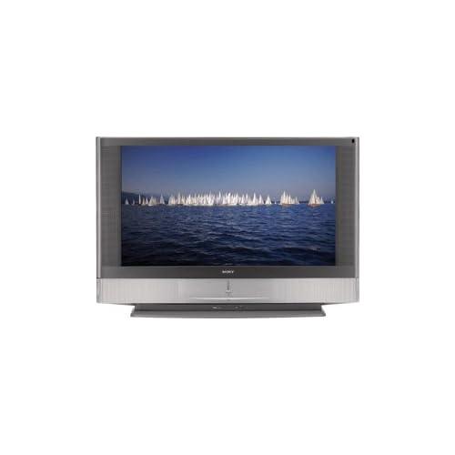 Amazon.com: Sony Grand WEGA KF-50WE610 50-Inch HDTV-Ready LCD Rear