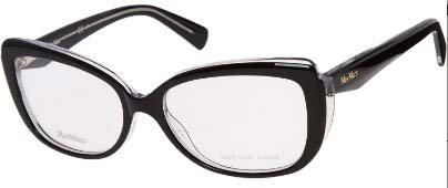 lunettes-de-vue-femme-max-mara-black