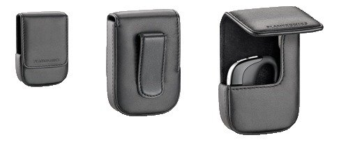 Plantronics Carry Case for Voyager Pro Bluetooth Headset (Black)