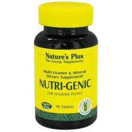Nature'S Plus - Nutri-Genic Tablets 90