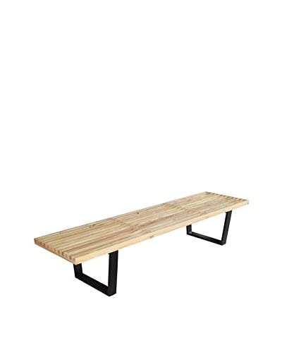 Manhattan Living Wood Bench 72