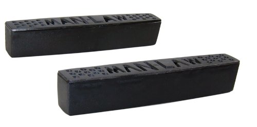 MAN LAW BBQ -Cast Iron Humidifier, 2 x 11.8 x 2.2 inches, (Set of 2) (Cast Iron Bbq Doors compare prices)