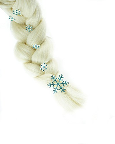 Frozen Princess Snow Queen Elsa Hairpins Hair