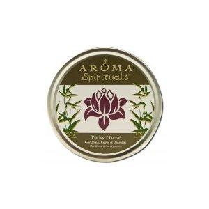 Aroma Naturals Spiritual Large Candle Tin Pure, Pure ct